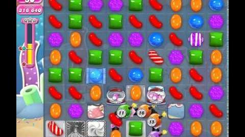 Candy Crush Saga Level 933 (No booster, 3 Stars)