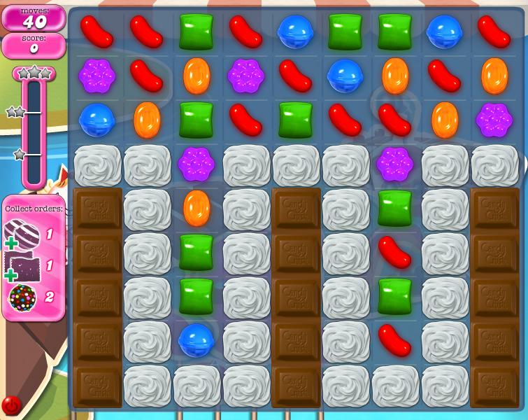Level 136 Candy Crush Saga Wiki Fandom Powered By Wikia