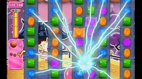 Candy Crush Saga - Level 1779 (3 star, No boosters)