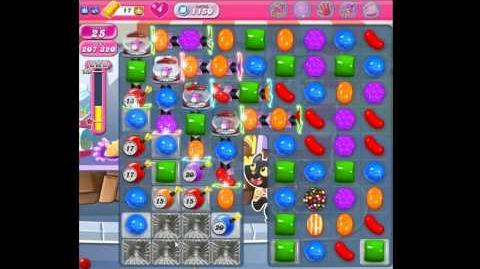Candy Crush Saga Level 1150 No Boosters
