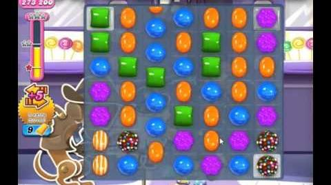 Candy Crush Saga Level 1276