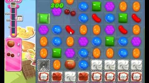 Candy Crush Saga Level 1668 NO BOOSTER