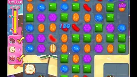 Candy Crush Saga Level 1738 - NO BOOSTERS