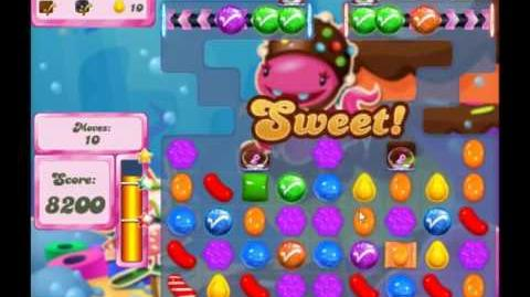 Candy Crush Saga Level 2558 - NO BOOSTERS
