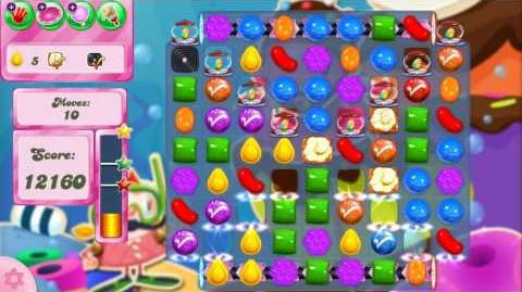 Candy Crush Saga Level 2560