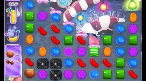 Candy Crush Saga Dreamworld Level 87 (Traumwelt) - NO BOOSTER