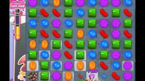 Candy Crush Saga Level 1091 (No booster, 3 Stars)