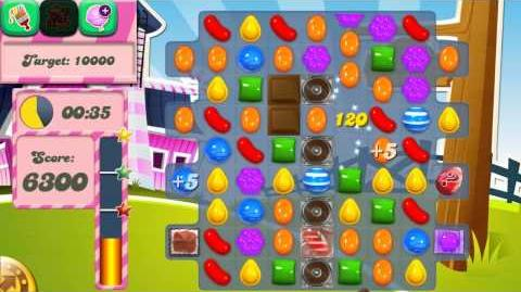 Candy Crush Saga Level 237 No Boosters