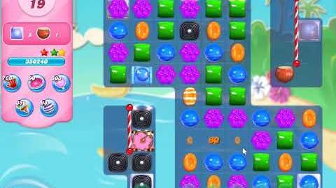 Candy Crush Saga Level 4028 NO BOOSTERS