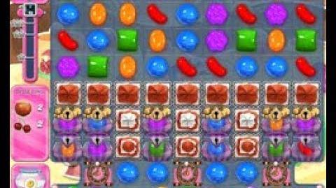 Candy crush saga level 1327 No booster
