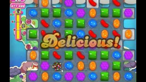 Candy crush saga level 65 No booster, 3 Stars
