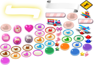 Mobile - Candy Crush Saga - Map Icons