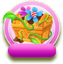 Treasure Ahead spring icon
