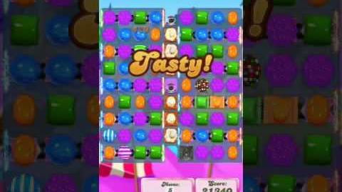 Candy Crush Level 2029 (2nd version, 14 moves)