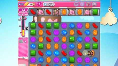 Candy Crush Saga LEVEL 1612 NO BOOSTER