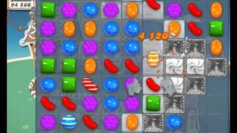 Candy Crush Saga Level 155