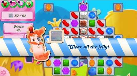Candy Crush Saga Level 2445 (latest version)