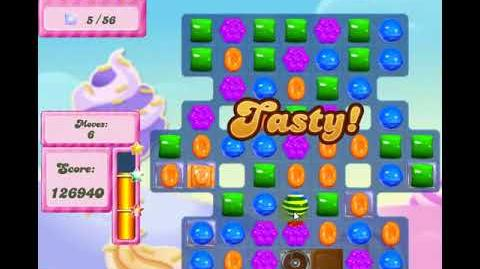 Candy Crush Saga Level 2772 NO BOOSTERS 3Star 2700plus Group Redesigned 141017