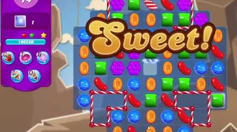 Candy Crush Saga Level 3718 NO BOOSTERS