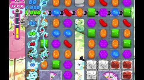 Candy Crush Saga level 867 NO BOOSTERS