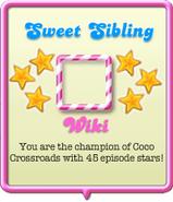 Sweet Sibling