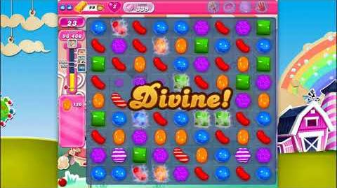 Candy Crush Saga - Level 339 - No boosters ☆☆☆