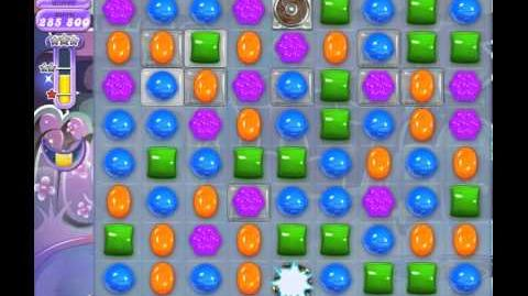 Candy Crush Saga Dreamworld Level 643 (No booster, 3 Stars)
