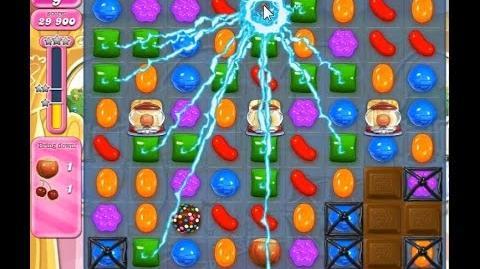 Candy Crush Saga Level 1025-1