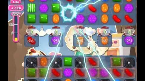 Candy Crush Saga Level 2163 - NO BOOSTERS