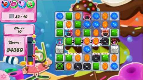 Candy Crush Saga Level 2568