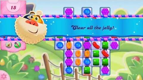 Candy Crush Saga Level 3163 NO BOOSTERS