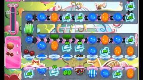 Candy Crush Saga Level 587