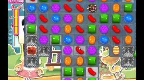 Candy Crush Saga Level 676