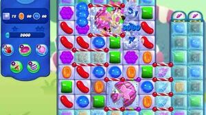 Candy Crush Saga Level 6805 (second version) No boosters