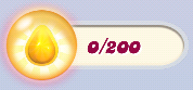 Fairy Fair Yellow Candy Icon