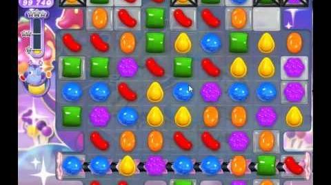 Candy Crush Saga Dreamworld Level 531 (Traumwelt)