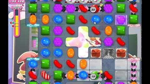 Candy Crush Saga Level 1090