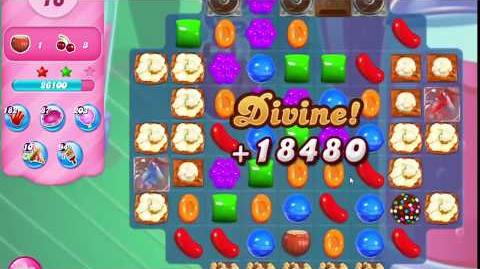Candy Crush Saga Level 2993 NO BOOSTERS (third version)