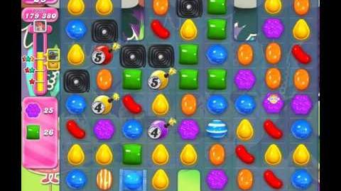 Candy Crush Saga Level 969 ( New with 45 Moves ) No Boosters 3 Stars