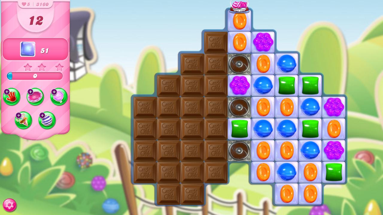 candy crush 3160
