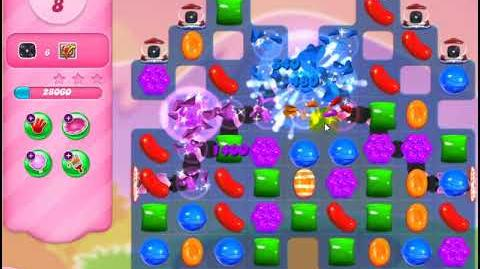 Candy Crush Friends Group Level 2869 NO BOOSTERS 1Stars