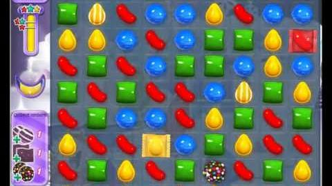 Candy Crush Saga Dreamworld Level 254 (Traumwelt)