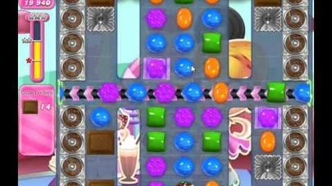 Candy Crush Saga Level 1450