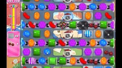 Candy Crush Saga Level 1698 - NO BOOSTERS