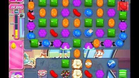 Candy Crush Saga Level 1977 ( New with 21 Moves ) No Boosters 3 Stars