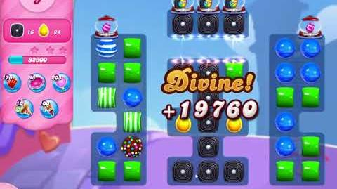 Candy Crush Saga Level 3101 NO BOOSTERS (14 moves)