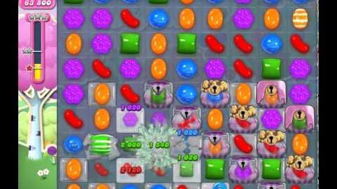Candy Crush Saga Level 941