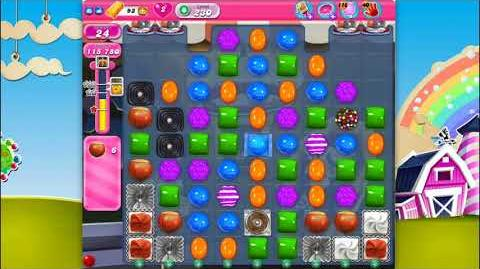 Candy Crush Saga - Level 230 - No boosters ☆☆☆