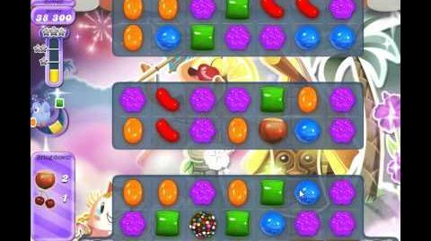 Candy Crush Saga Dreamworld Level 189 No Booster