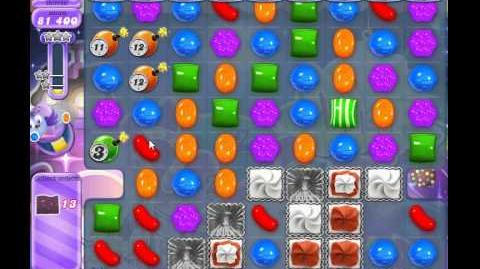 Candy Crush Saga Dreamworld Level 464(No boosters,3 stars)